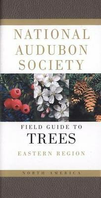 The National Audubon Society Field Guide To North American Trees - Little, Elber