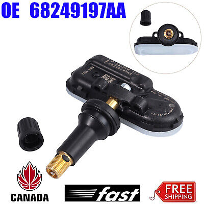 1pc Tire Pressure Monitoring Sensor 434MHz For Dodge RAM Jeep TPMS 68249197AA