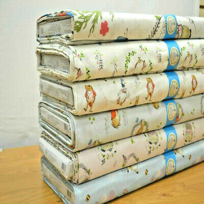 100% Cotton Print Fabric - Beatrix Potter - Peter Rabbit Classics