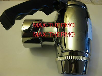 """NEW FRYER drain tap 1 1/2"""" FOR FRYERS Fagor, GIGA, Mareno AND MORE"""