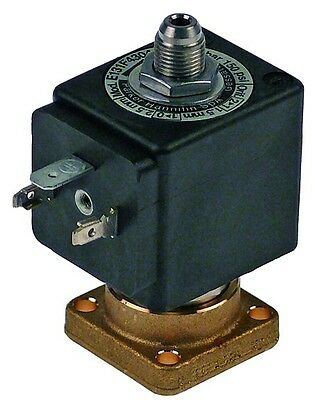 PARKER E131F4304 solenoid valve 3 -ways with coil 230 VAC DN 2,5 mm 10 bar