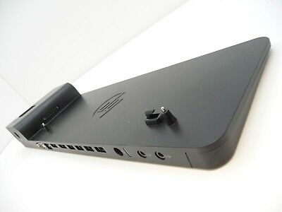 HP 2013 UltraSlim Docking Station USB 3.0 EliteBook ZBook Pro