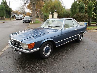 Mercedes-Benz 450 SL