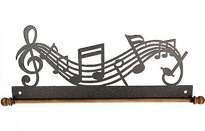 MUSICAL NOTES AND SYMBOLS, 12 INCH QUILT HANGER, From Ackfeld Manufacturing NEW