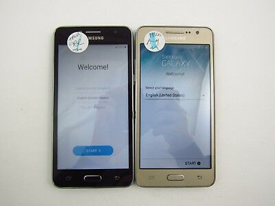 Lot of 2 Google Locked Assorted Samsung Phone's Telcel Check IMEI GL/GLA 3-1844