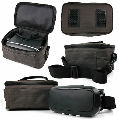 Canvas Carry Case Store Bag W/  Shoulder Strap for the Sony PlayStation Classic