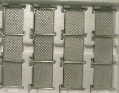 Dept 56 - Chain Link Fence Extensions Set Of 4 # 5235-3