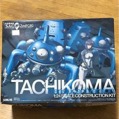 GHOST IN THE SHELL Plastic Model of TCHIKOMA 1:24 scale ver.Optical camouflage