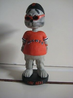 Lou Seal San Francisco Giants Mascot Bobble Head
