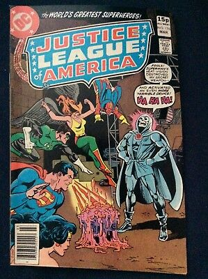 Justice League of America #176 March 1980