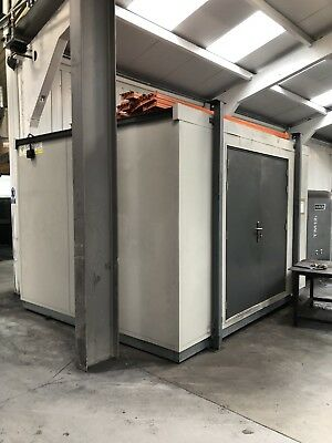 3.7m x 3m used portacabin 2 Years Old