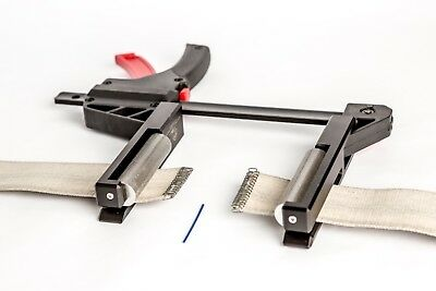 "Belt Clamp / puller tool  , Conveyor  ,Stretcher  for up to 4"" belts"