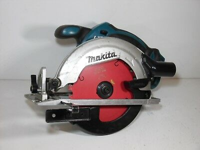 Makita LXT BSS611 165mm 18V Cordless Circular Saw fully working order BARE