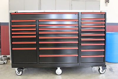 Lista 26 Drawer Technicians Tool Box