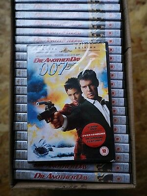 Wholesale Job Lot New dvds of die another Day x25