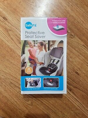 Safe Fit Protective Seat Saver