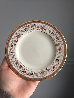 1 Beautiful Pickard Natasha Hand Decorated Bread Side Plate Made In The USA
