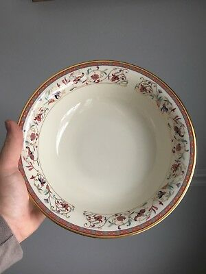 1 Beautiful Pickard Natasha Hand Decorated Round Serving Bowl Made In The USA