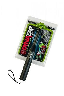 Dynazap Extendable Insect Zapper Battery Operated Bug Killer Green DZ30100