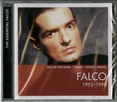 Falco : Cd - The Essential - Neu