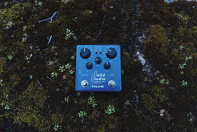NUX NUX Solid Studio Pedal NEW