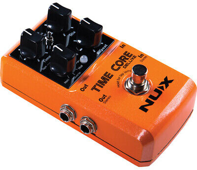 NUX NUX Time Core Deluxe Pedal NEW