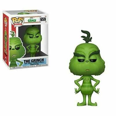 Funko Pop! 659 Pop Movies - The Grinch Movie - The Grinch vinyl figure