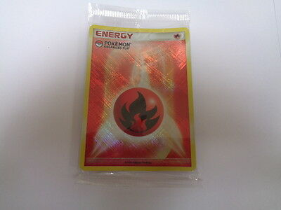 Pokemon TCG OFFICIAL LEAGUE HOLO ENERGY SEALED PACK OF ALL EIGHT - RARE AND HTF