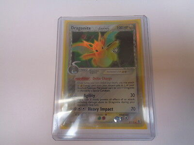 Pokemon Ex Delta Species #3/113 Dragonite Holo Rare - Mint/nm - Out Of Print