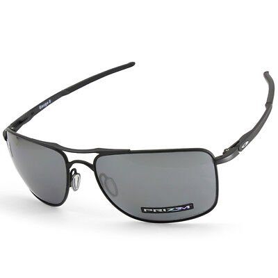 3a5f342c32 Oakley Gauge 8 L OO4124-02 Matte Black Prizm Black Polarised Men s  Sunglasses