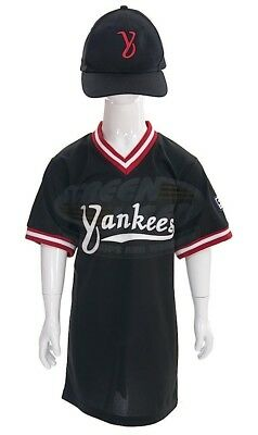 Promised Land (2012) Movie Film Baseball Jersey & Hat Screen Used Worn Prop COA