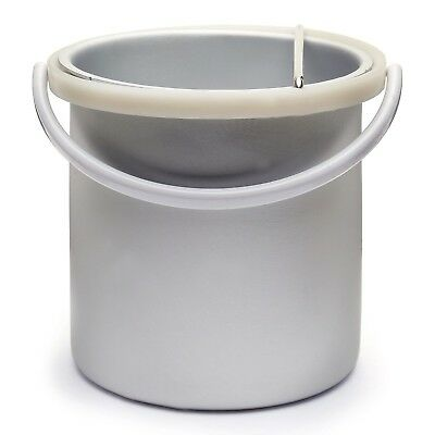 Wax Heater Replacement Insert Pot Bucket (1000ml) for Double and Triple Wax H...