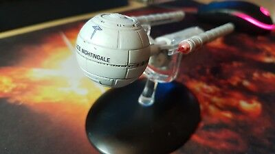 DAEDALUS CLASS USS HORIZON CONVERSION - Star Trek Starships EAGLEMOSS - NO MODEL
