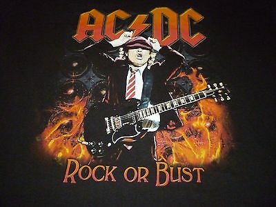 AC/DC Tour Shirt ( Used Size 2XL ) Very Nice Condition!!!