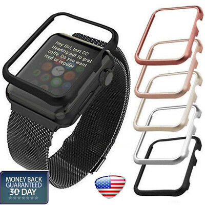 Apple Watch Slim Screen Protector Case for 44/42mm Cover iWatch Series 1 2 3 4