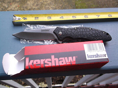 New In Box. Kershaw ''oso Sweet, 1830'' ''assist Open,  Folding Knife.
