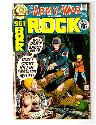OUR ARMY AT WAR # 239 in NM- grade 1971 DC WAR comic w/ SGT ROCK