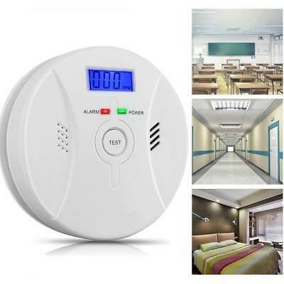 New Battery Operate CO & Smoke Detector Combination Carbon Monoxide Alarm