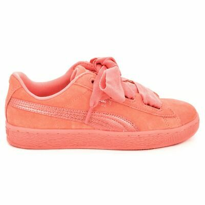 Puma Suede Heart Snk 364918 05 Shell Pink
