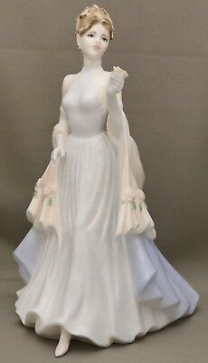 """Coalport Figurine - """"Norma"""" - from the Collingwood Collection - Member exclusive"""
