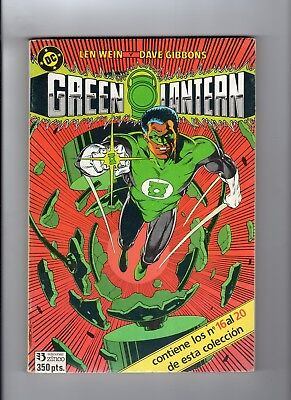 Green Lantern Large Copper Age Collected Square Bound SPANISH Edition Comic/TPB
