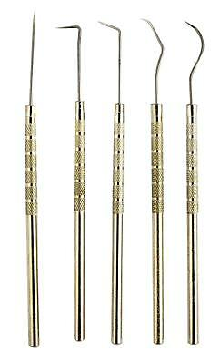 Vinyl Weeding Pick Tools 5pc Stainless Steel Professional Sign Signmaking New