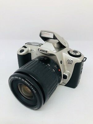 Canon EOS 300 mit Canon Zoom Lens EF 35-80mm 1:4-5,6 sehr guter Zustand #5628183
