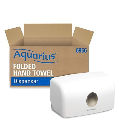 AQUARIUS* Multifold Hand Towel Dispenser 6956 - White