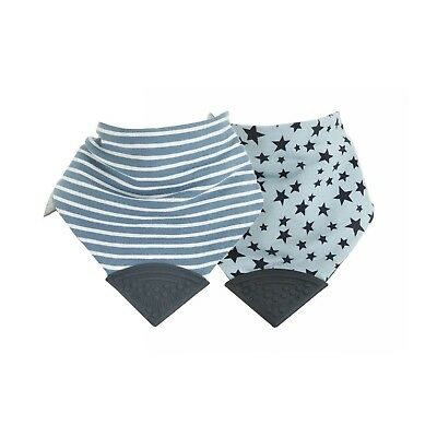 Cheeky Chompers Neckerchew Stars and Stripes Multipack