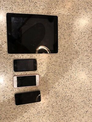 Lot Of Apple Electronics Not Working
