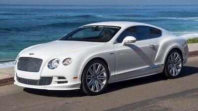 2015 Continental GT Speed