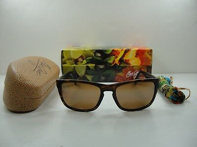 f4e028f8bdd9 Maui Jim South Swell Polarized H755-10M Sunglasses Tortoise/Hcl Bronze Glass