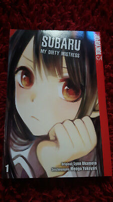 Manga | Subara - My dirty Mistress Band 1 | Tokyopop