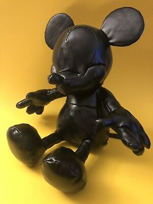 Black Mickey Mouse Memories Plush - Limited Edition 1 of 100 - NEU NEW - Disney